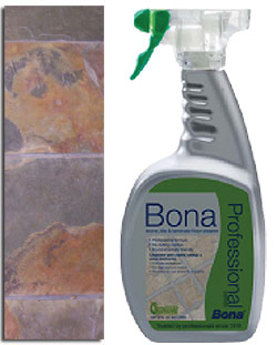 bona professional series stone, tile, laminate floor cleaner