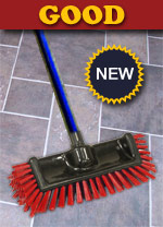 All Purpose Tile and Floor Scrubber