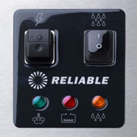 Reliable Enviromate Tandem Pro 2000CV control panel guidance