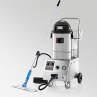 Reliable Enviromate Tandem Pro 2000CV sanisteam mop option