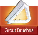 Grout Brushes