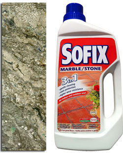 sofix marble and stone cleaner
