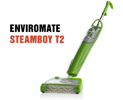 enviromate steamboy t2  steam cleaner